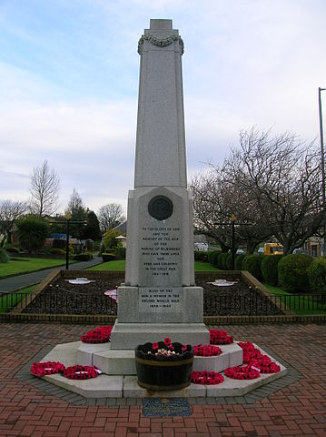 Kilwinning War Memorial